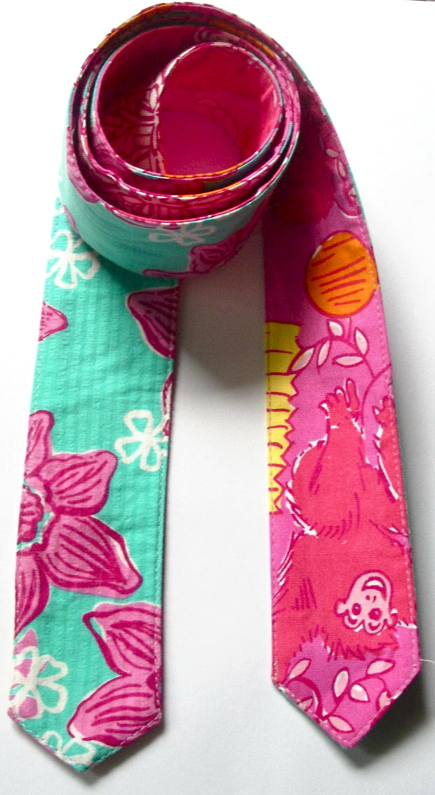 ****BELT SLIDE#7-BLUE/PINK AND PINK/ORANGE/YELLOW 39, 41