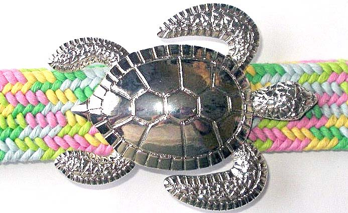 ***SEA TURTLE BUCKLE ONLY